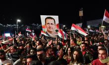 The West was trying to eat Syria from inside, but broke its teeth