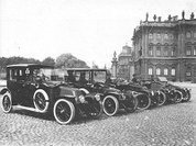 The royal love to cars and trains was insane in tsarist Russia