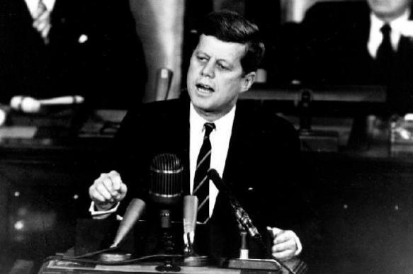 USSR was shocked and awed about John Kennedy's assassination