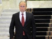 "Putin: ""I consider it to be my life mission to serve my motherland"""