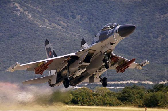 Su-30 fighter jet accidentally shot down during military exercises