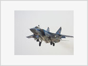 Russia Officially Confirms Plans to Sell MiG-31 Fighters to Syria