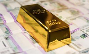 Russian banks set new all-time record in terms of gold reserves