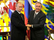 Putin clearly shows how impossible it is to isolate Russia from the world