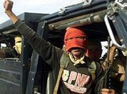 Philippine guerrillas invade Malaysia