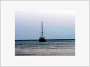 Ghost ship discovered in the Italian waters