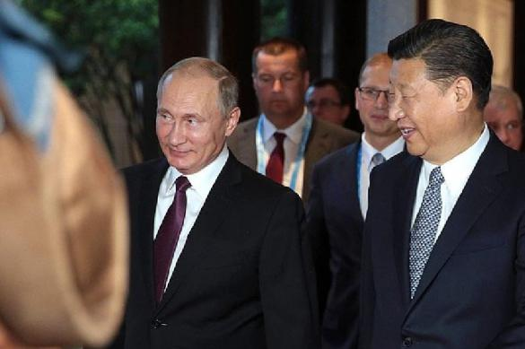 Xi Jinping makes Putin China's official friend