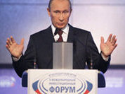 Putin: 'Don't be afraid of Russia. We are civilized'