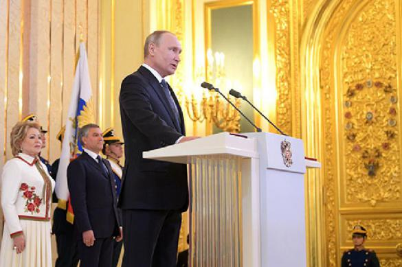 Putin speaks about possible successor and 'governors' glowing eyes'