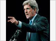 Foreign allies root for Kerry