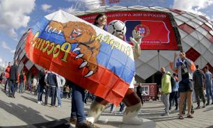 Confederations Cup in Russia: Lies go on, although to no avail