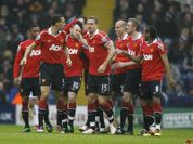 Manchester Roonited romps to victory