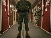Guantanamo Bay prisoners on strike out of despair