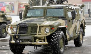 Russia to build new command and staff vehicle