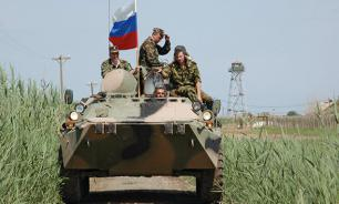 Army units of South Ossetia to join Russian armed forces