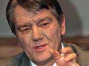 Yushchenko's regime goes tough