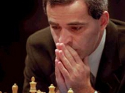 Retired chess champion takes up politics and suffers chessboard attack