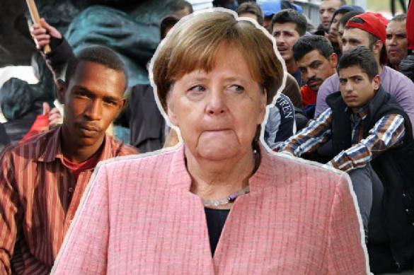 Angela Merkel accused of raping and killing German teen