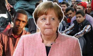 Angela Merkel accused of raping and killing German teen