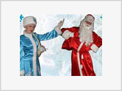Christmas Message to the World from Russia's Father Frost
