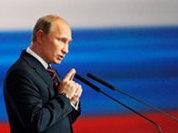 Putin not afraid of presidential vote in 2012