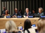 Call for women to participate in shaping global future