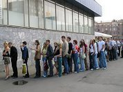 Every fifth Russian has employment problems
