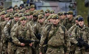 Britain to suppress Russian aggression with tanks and drones