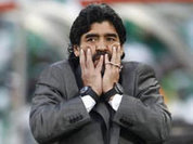 Maradona becomes Argentina's national shame