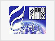 Freedom House Gives Another Boring Report. Russia Yawns