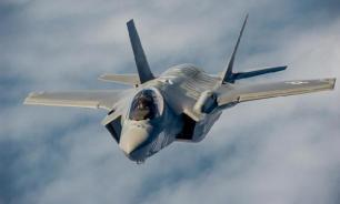 F-35 fall apart before supplies