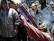 Bolivia polarizes over controversial oil & gas bid
