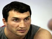 Klitschko-Haye is on
