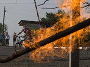 Ukraine fiercely bombs Donetsk and Luhansk