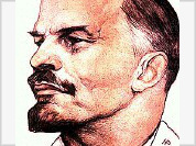 The majority of Russians have no interest in Vladimir Lenin's role in history