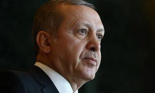 Turkish President Erdogan says fascism on the rise in Europe