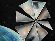Solar Sail project triggers creation of intergalactic spaceships