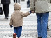 Russian woman flees back to Russia to save her child