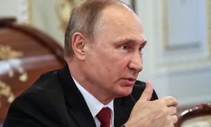 Putin declares Russia's support for Paris agreement