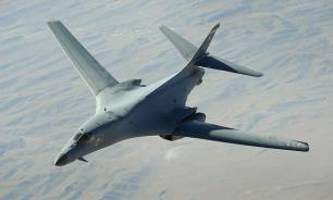US bombers fly above disputed waters of South China Sea