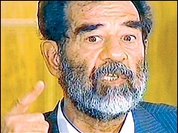 This is not Saddam: photo