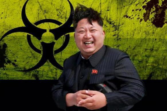 In North Korea, trees are dying and mutant children are born because of nuclear tests
