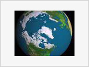 Ozone hole saves Earth's ice caps