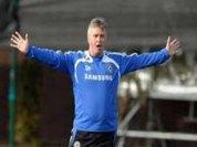 Hiddink back to Chelsea?