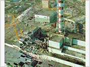 Another monstrous ecological disaster possible at Chernobyl