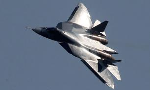 It is only Russia that has fifth-generation fighter aircraft