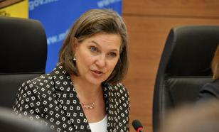 Victoria Nuland speaks about her experience of living with 80 Russian fishermen on one boat