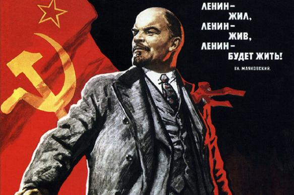 Lenin planted the seeds that destroyed the USSR