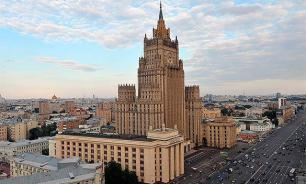 Russia works on unexampled response to USA's attack on Russian diplomats