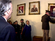 Argentina's notorious death camp recovered for democracy